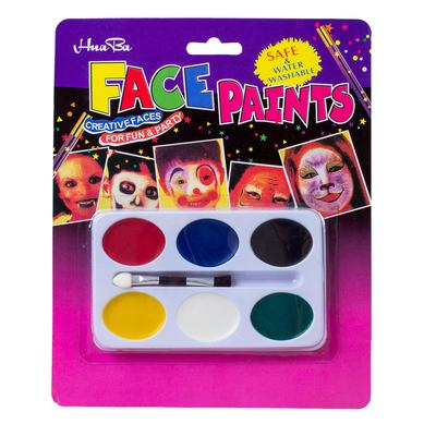 -74%. 27:17. Deal of the hour! 4.5Price $5.70 Price $22. Painting Palette 6 Colors Face Body Makeup for Halloween Party