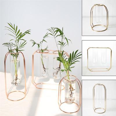 Gl Plant Pot Hanging Vase