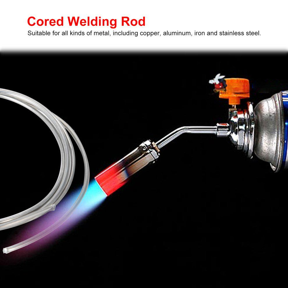 20Pcs//set Low Temperature Aluminum Welding Solder Wire Brazing Repair Rods Tools