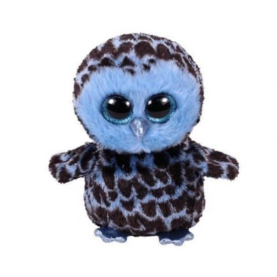 Ty Ty36896 Beanie Boo S плюшевая яго сова 15 см купить по низким ценам в интернет магазине Joom