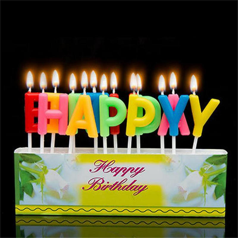 Wedding Holiday Candles Toothpick Cake Candles Party Decoration X/'mas \