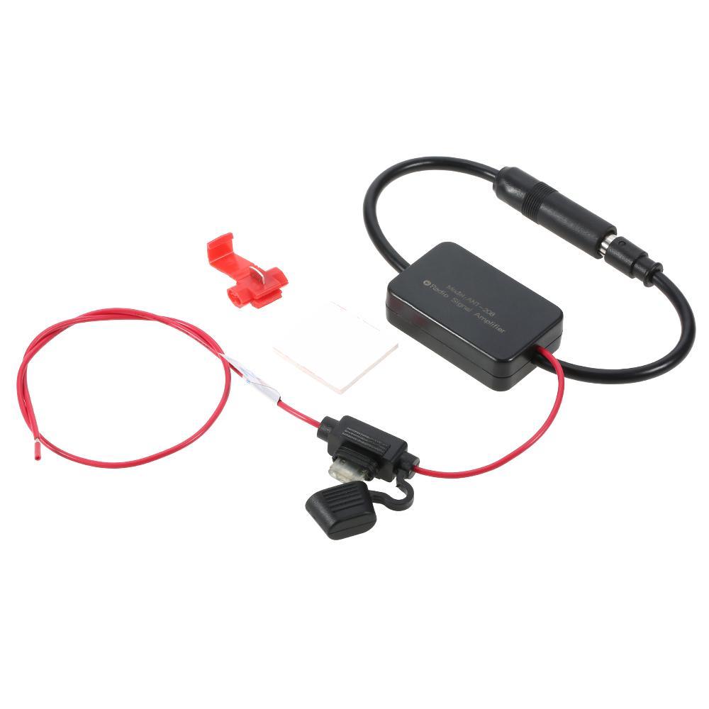 Radio DAB Digital Coche Parabrisas Vidrio Antena Aérea compatible con Pioneer AN-DAB1