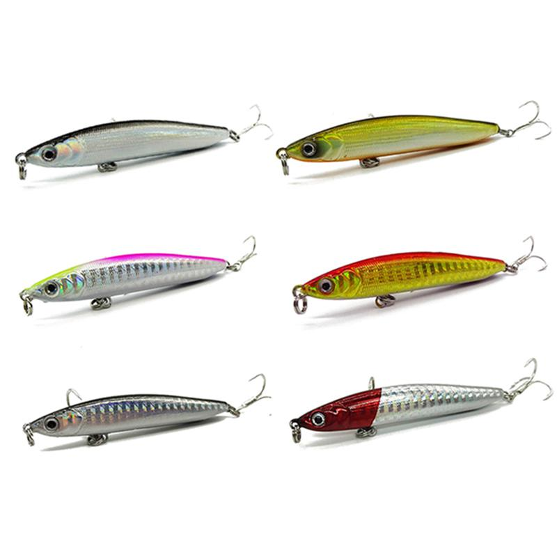1PC Big Crankbait Minnow Wobbler Fishing Lure Hard Bait Trolling Peche Bass New