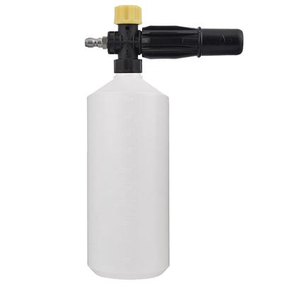 Car Wash Snow Foam Lance With Different Kinds Male Thread Adaptors Soap Foam Gun