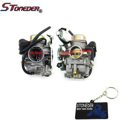 "10x HONDA ATV MOTORCYCLE INLINE GAS CARBURETOR FUEL FILTER 1//4/"" 6-7mm ENGINE A3"