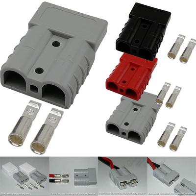 1 Pack 50 Amp For Anderson Plug Power Pole Electrical Charger Battery Connector Buy At A Low Prices On Joom E Commerce Platform