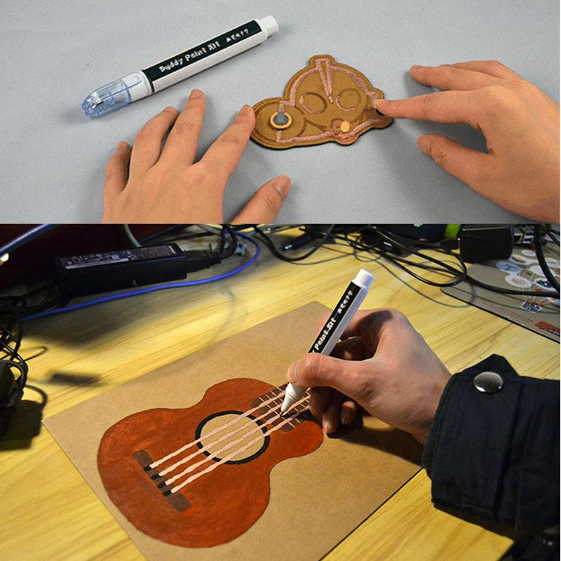 Leitlack Stift DIY elektronische Ziehung Schaltungen Maker – günstig ...