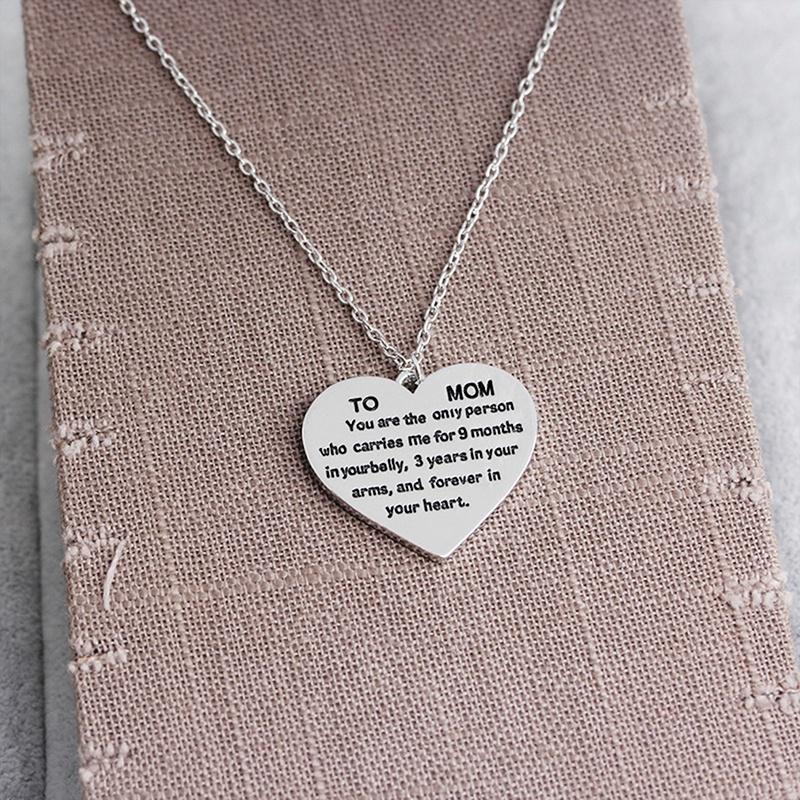Heart Crystal Grandma Nana Valentine/'s Day Gift Lariat Style Necklace