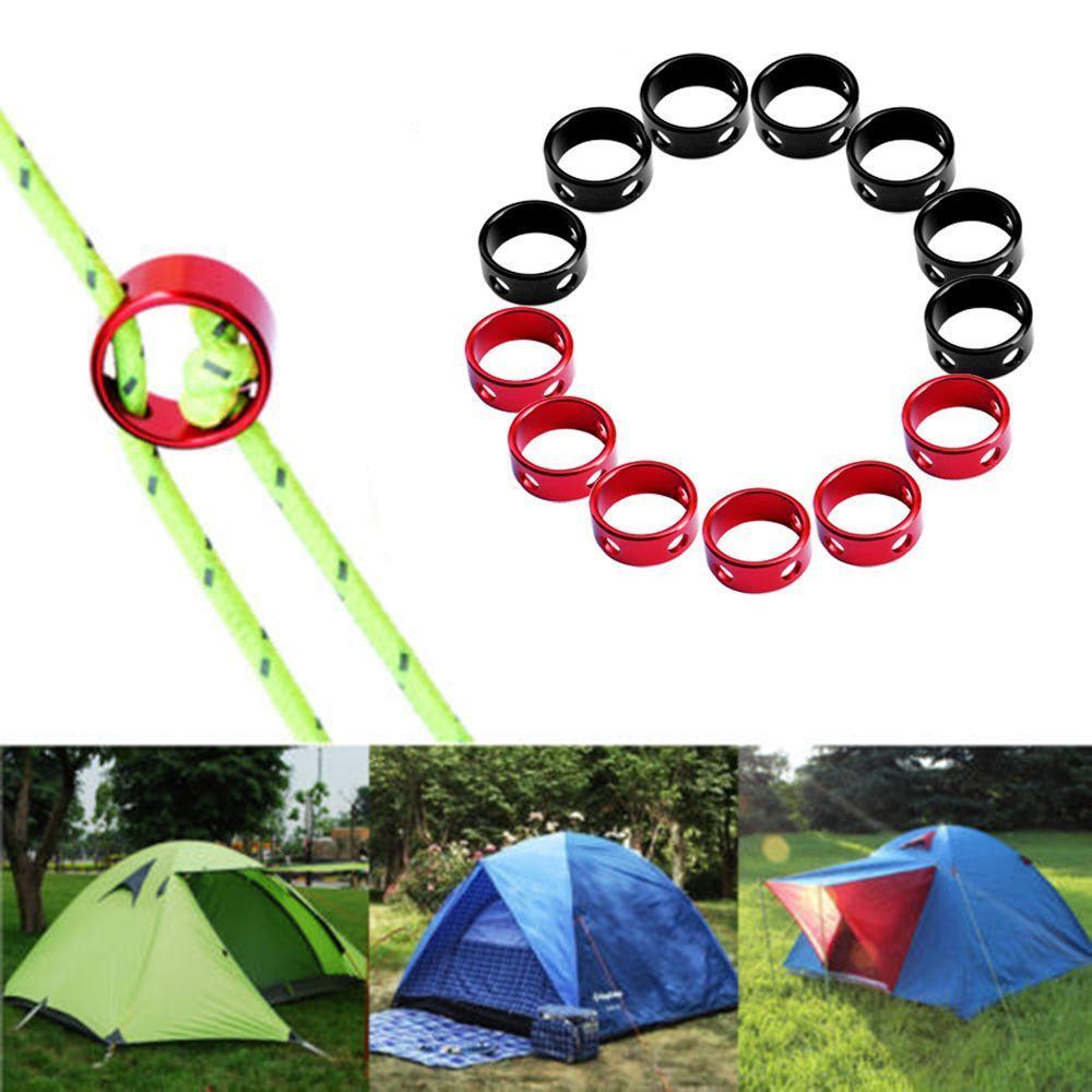 0b0b26400 5pcs aluminio aleación Camping accesorios tienda sujetador viento ...