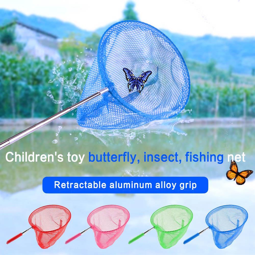 Fishing Net Portable Light Fishing Net  Ponds lakes Fish Tanks Mesh Trap Tools