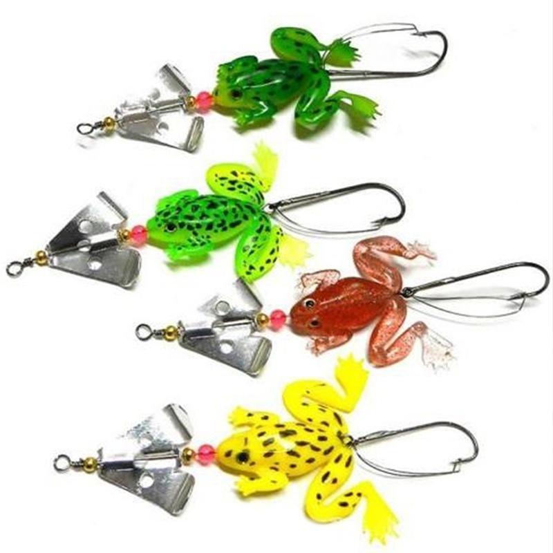 DOLPHIN BRIGHT SILVER  STREAK 3 IN KING CICADA BRIGHT PURPLE FISHING LURE !