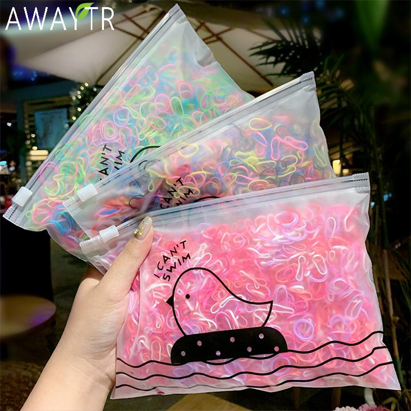 Набор маленьких одноразовых резинок. 1000 шт – купить по низким ценам в интернет-магазине Joom