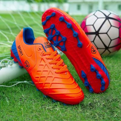 7f435600 FG fútbol moda hombre zapatos de fútbol zapatos de fútbol al aire libre  37-44