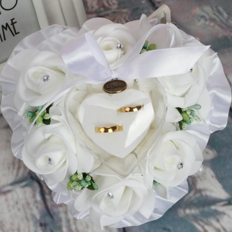 2 x Simulation Leaves Silk Flower Wedding Bridal Groom Chair Decor Banner