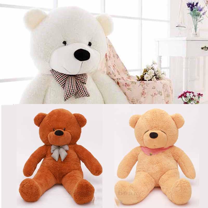 828701337ca Plush Animals Giant Teddy Bear Toys Anniversary Gifts  Plush Bear ...