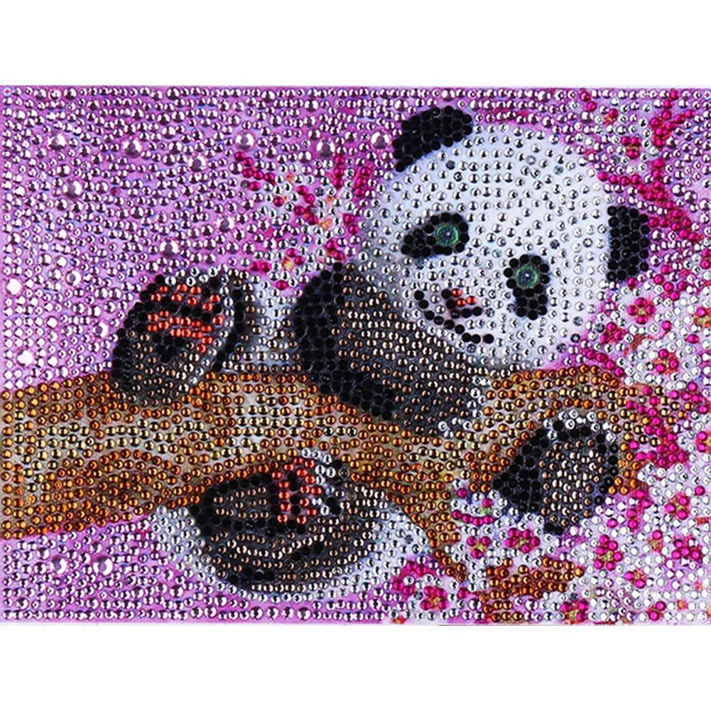 5D DIY полный сверла специальные формы Diamond живописи Panda крест Stitch мозаика фото