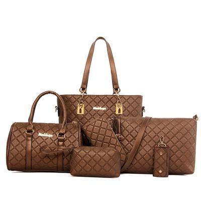 Color : Black JUROUXIYUJI Fashion Atmosphere Simple Ladies Shoulder Diagonal Bag Female Bag Oil Wax Handbag Ladies Large Capacity Bag