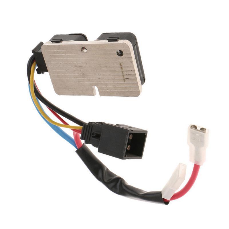 Resistor Regulador de Motor de Soplador de Coche Reemplazo para W140 S320 S500 S600 MB