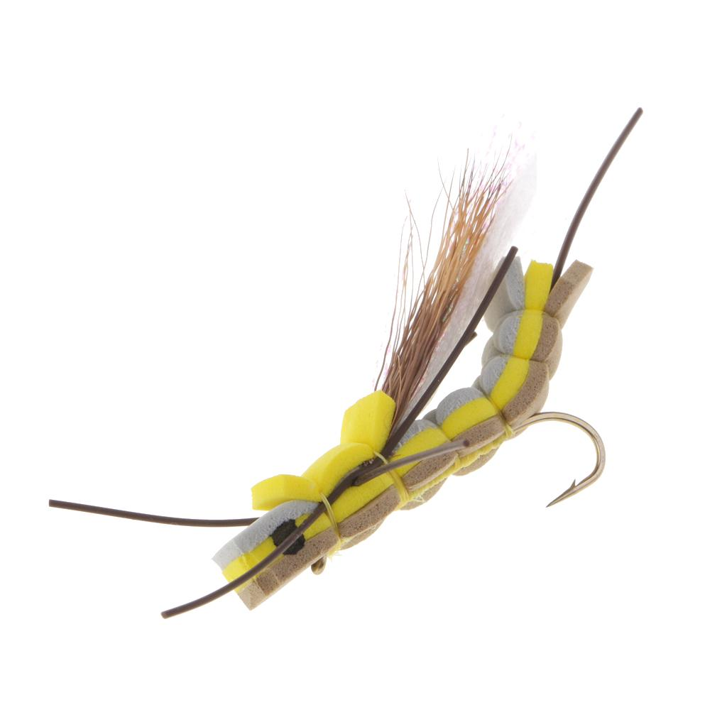 25 Artificial Fishing Bait Red Worm Carp Coarse Trout Salmon Soft lure Hair Rigs