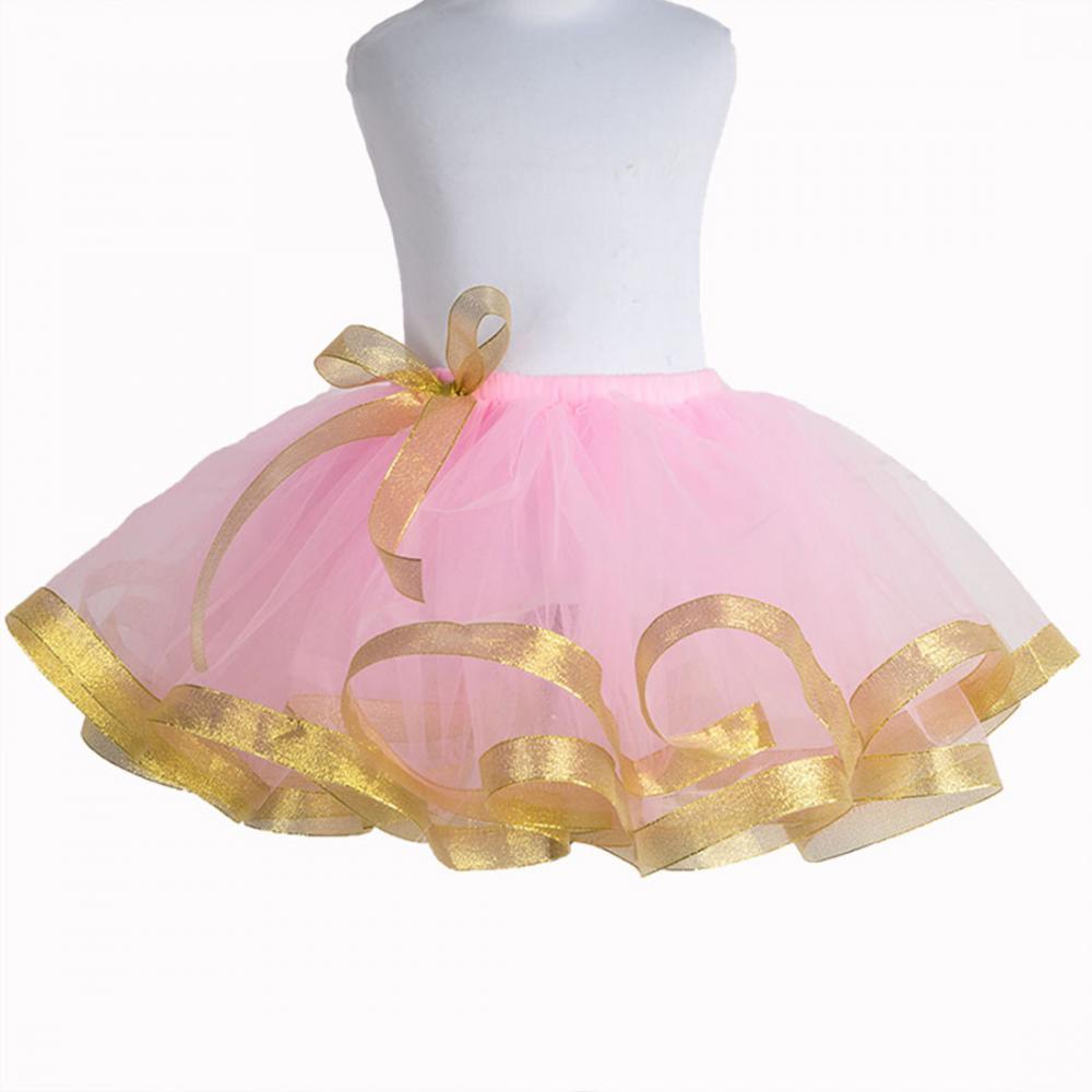 Chicas Linda belleza mariposa rosa princesa Tutu tul falda vestido ...