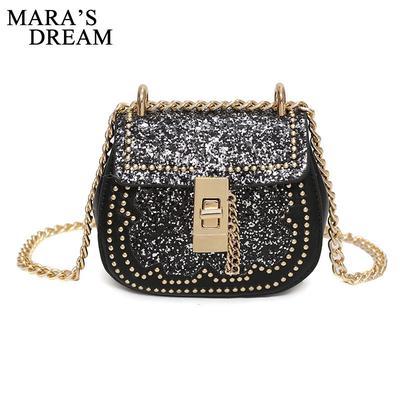 3f056665d25a Мара в мечта женщины тиснением Messenger сумки Пу кожа сумка урожай  небольшой мини плечо седло