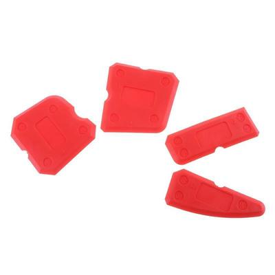 4pcs Caulking Tool Joint Sealant Silicone Grouts Remover Floor Scraper(b)