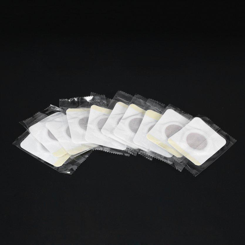 10buc medicina chineză slăbire talie burtă grăsime de ardere buric lipire stickere