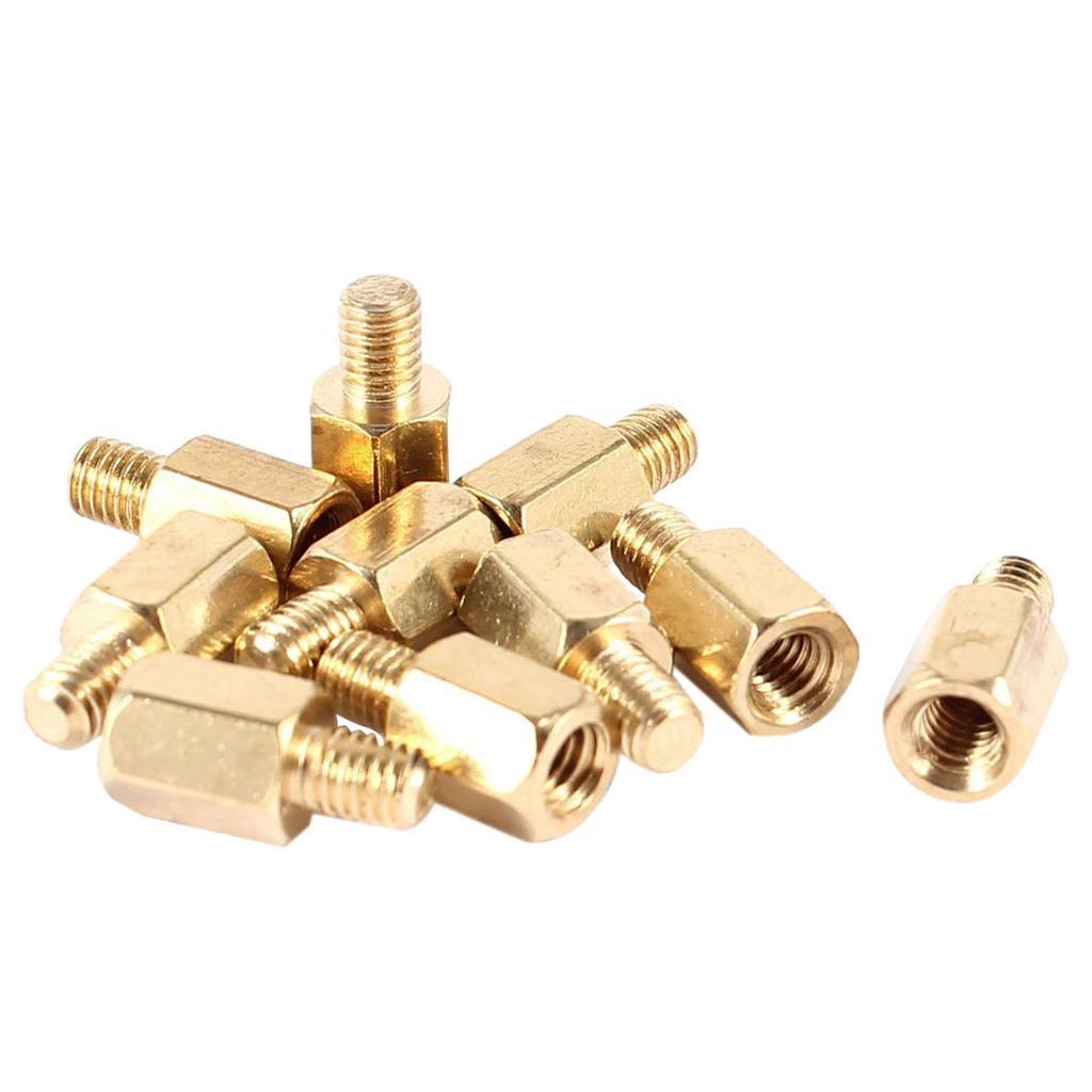 20Pcs Glande PG7 connecteur étanche avec écrou pour 3.5-6mm diamètre fil câble