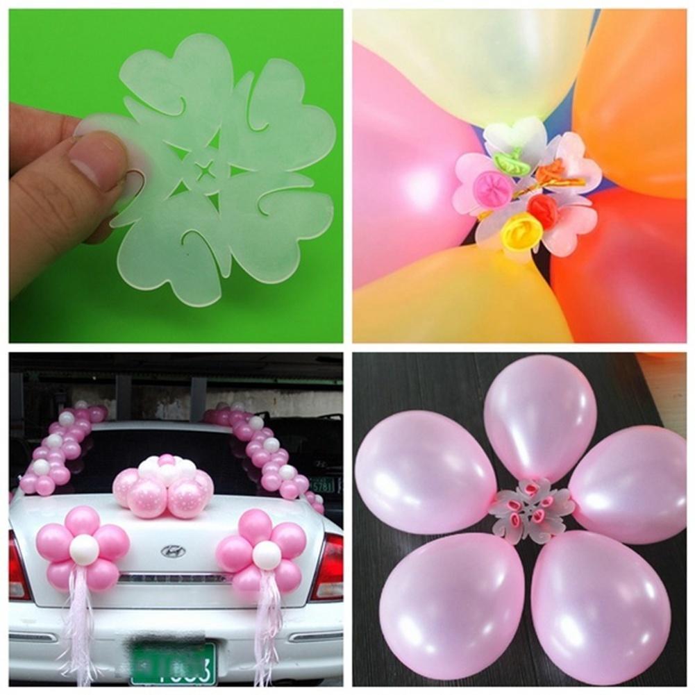 1Pack 100 Latexballons 12-Zoll-Polka Dot-Ballons für Dekorationszubehör Party