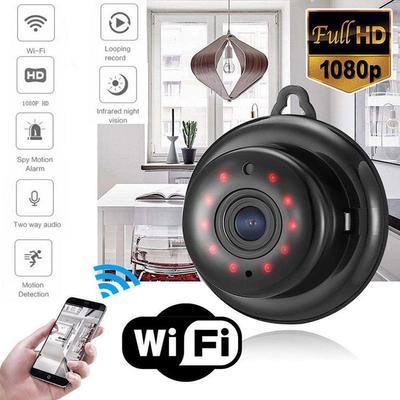 1080P Mini Wireless WIFI IP Camera HD Smart Home Security Camera Night Vision Useful