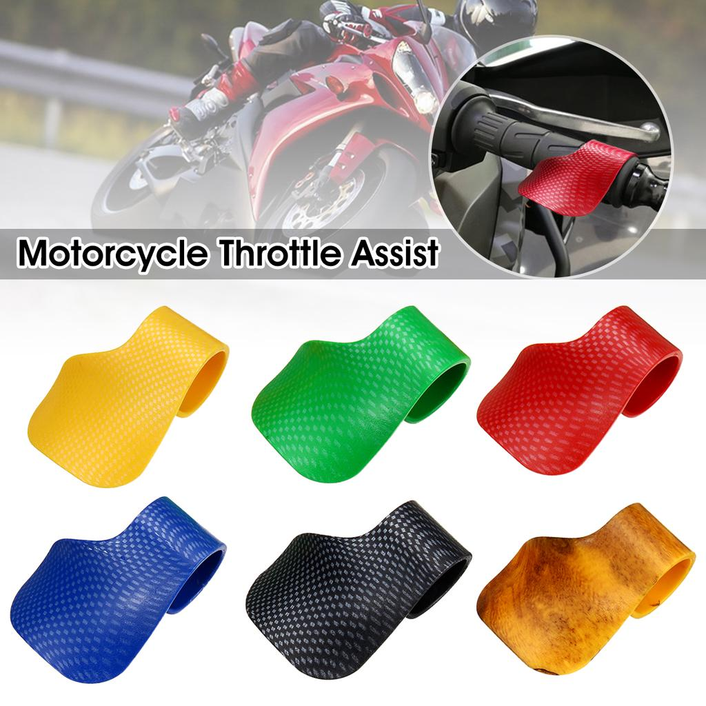 Motorcycle Throttle Rest Cruise Aid Control Grips Cramp Buster Rocker