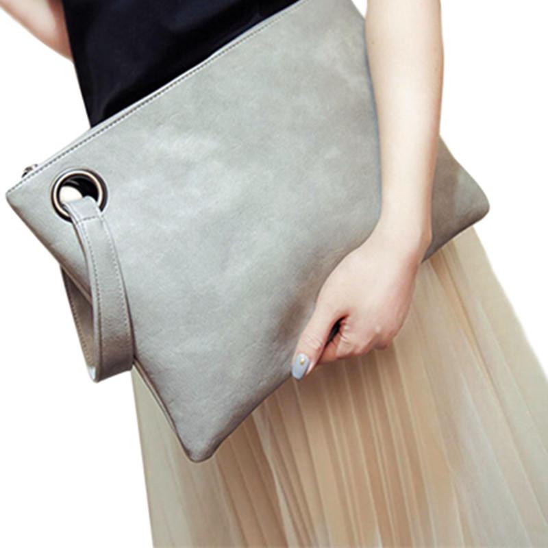 Yogodlns твердых женщин сцепления мешок кожаный конверт вечерняя сумка – купить по низким ценам в интернет-магазине Joom