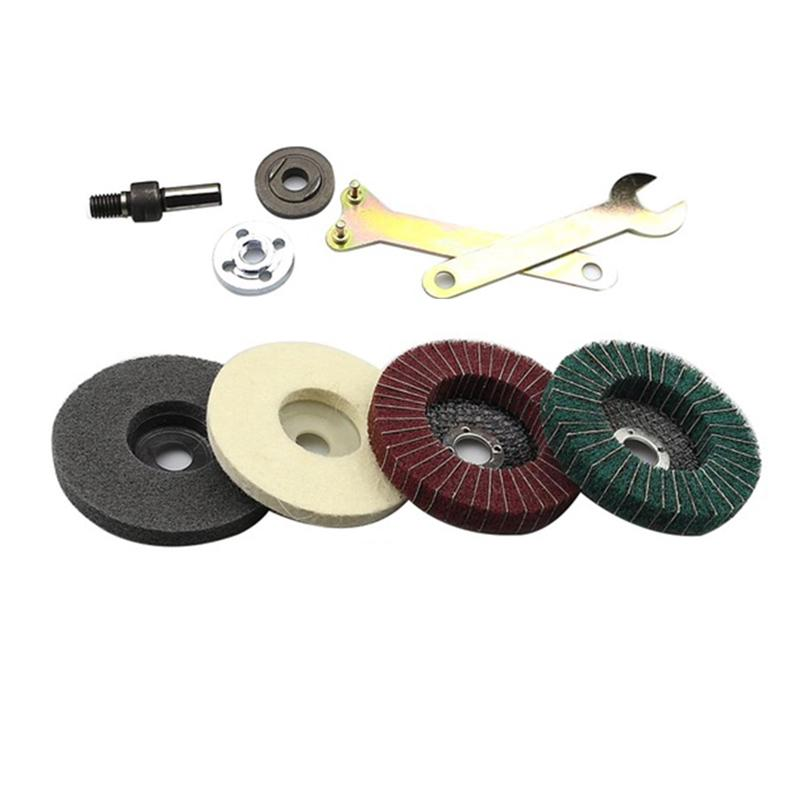 Polishing Pad Watches Stainless Steel Grinding Stainless steel Wood Plastic