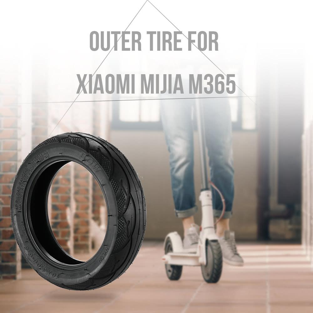 Vacuum Solid Scooter Outer Cover Tire for Xiaomi M365 Electric Scooter