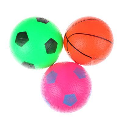 12cm volar Fútbol Baloncesto inflable bola de deportes los niños juegan al  aire libre juguete a3b4024213315