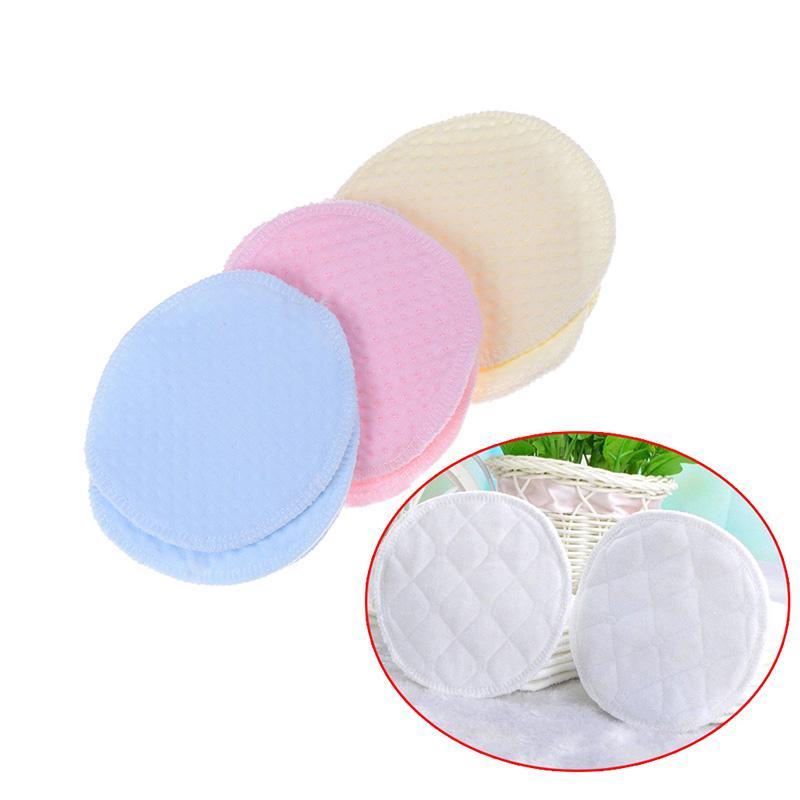 6 Pcs Reusable Washable Breast Feeding Baby Nursing Pad Cotton Breastfeeding Bra