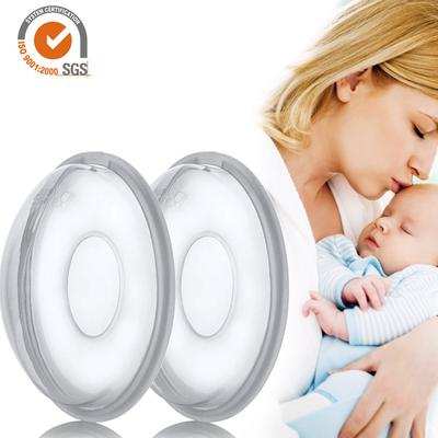 Portable Pregnant Washable Reusable Nursing Pads Anti-Overflow Breastfeeding Pads Pure Cotton Breathable Breast Pads Hypoallergenic Bra Pads 10pcs