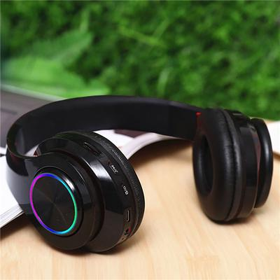 Led Earphone Wireless Headset Bluetooth 5 0 Stereo Foldable Headphone With Mic For Pc Game Laptop Buy At A Low Prices On Joom E Commerce Platform
