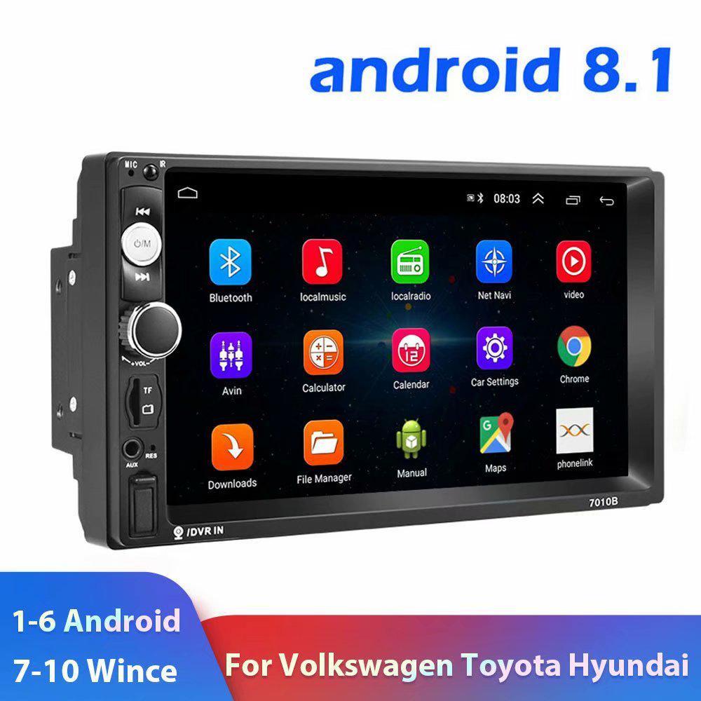 2 Din Car Radio Multimedia Video Player 2 Din 7 Android Wifi Autoradio Gps Navigation Buy From 51 On Joom E Commerce Platform