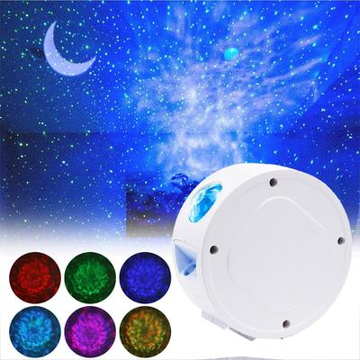 Starry Sky Projector Romantic Night Light Dreamy Planetarium Lamp To Starry Sky Rotating Starry Projection Lamp In Bedroom Buy At A Low Prices On Joom E Commerce Platform