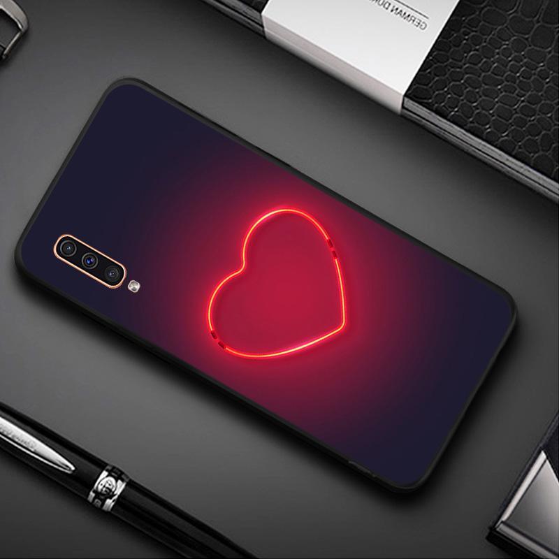 Дело для Samsung Галактика A50 A70 A30 A20 A10 Samsung J2 Prime J4 J6 плюс A3 A5 A7 A8 Крышка Черный окрашенный телефон мешок фото