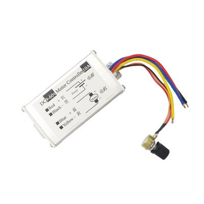 Electrical Equipments & Supplies Pulse Width Modulation Pwm Dc Motor Speed Control Governor Switch 9v-60v 20a Moderate Price