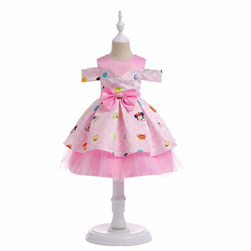 Fiesta de cumpleaños de niños niñas vestidos de dibujos animados de ...