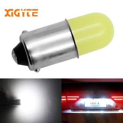 T4W BA9s RED LED CAN BUS INTERIOR SIDELIGHT PARKING 5 SMD Dome Light bulb