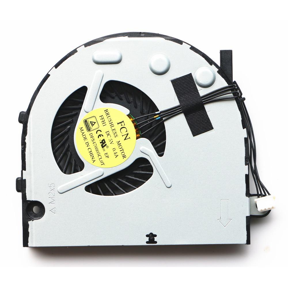 CPU fan for Lenovo B40 B40-30 B40-45 B40-70 B40-80 B50-30 B50 N50-45 FFH1 Fan