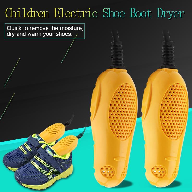 EE/_ Electric Shoe Dryer Heater Footwear Boot Warmer Dehumidify Deodorizer Steril