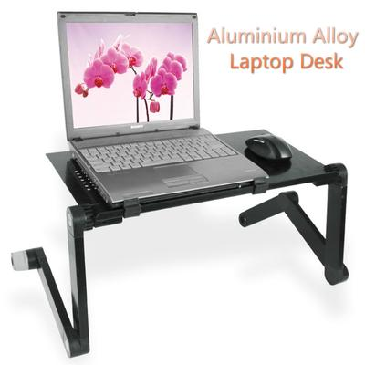 Portable Laptop Stand Laptop Folding Table Computer Desk Stand For Bed 360 Degree Rotation Multifunctional Buy At A Low Prices On Joom E Commerce Platform