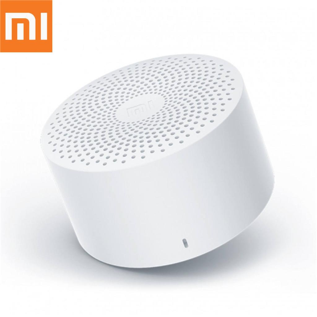 Xiaomi Mijia Bluetooth Speaker 2 Original AI Control Wireless Portable Mini  Bluetooth Speaker Stereo Bass With Mic HD Quality Call-buy at a low prices  on Joom e-commerce platform
