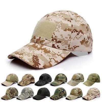 df578035d80b6 Sombrero del casquillo de béisbol de ejército táctico militar unisex  camuflaje cinta mágica jpg 400x400 Sombrero