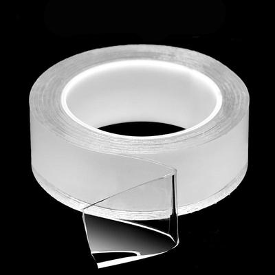 Nano Tape Multifunctional Transparent Can Be Reused Washing Double-sided Tape